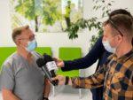 Pan Henryk Sylwanowicz - Koordynator Dziennego Domu Opieki Medycznej, Kierownik Centrum Opieki Długoterminowej